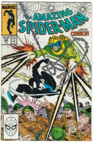 Amazing Spider Man #299 VF+ Front Cover