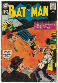 Batman #147 GD Front Cover