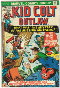 Kid Colt Outlaw #177 Fine