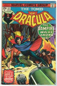 Tomb of Dracula #37 Very Fine