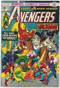 Avengers #131 GD Front Cover
