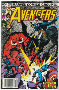 Avengers #226 VF Front Cover
