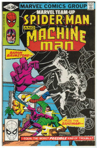 Marvel Team Up #99 VF Front Cover
