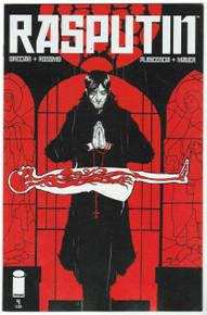 Rasputin #4 NM Front Cover