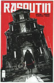 Rasputin #5 NM Front Cover