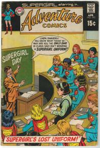 Adventure Comics #392 GD Front Cover