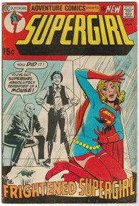 Adventure Comics #401 GD Front Cover