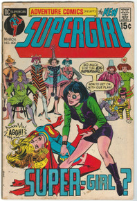 Adventure Comics #404 GD Front Cover