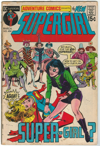 Adventure Comics #404 GD Front Cover