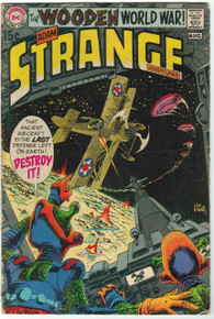Strange Adventures #225 GD Front Cover