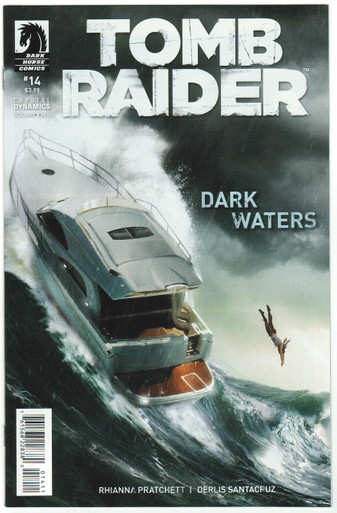 Tomb Raider #14 NM Front Cover