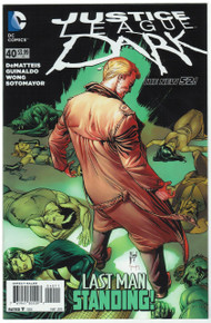 Justice League Dark #40 NM Front Cover