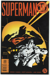 Superman The 10c Adventure #1 NM Front Cover