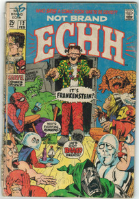 Not Brand Echh #12 GD Front Cover