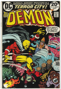 Demon #12 FN/VF Front Cover