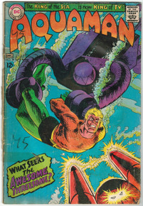 Aquaman #36 FR Front Cover