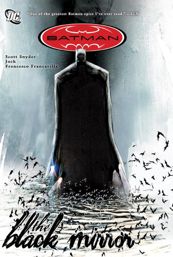 Batman: The Black Mirror HC