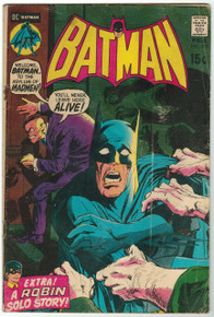 Batman #229 GD Front Cover