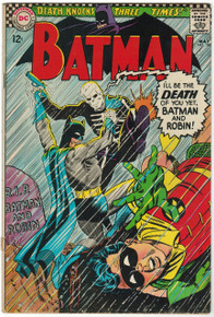 Batman #180 VG Front Cover