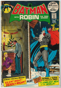 Batman #239 VF- Front Cover