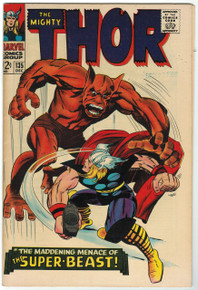 Thor #135 FN/VF Front Cover