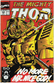 Thor #435 VF Front Cover