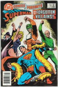 DC Comics Presents #78 FN Front Cover