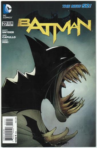Batman #27 VF/NM Front Cover