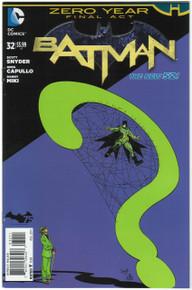 Batman #32 VF/NM Front Cover