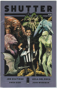Shutter #7 VF/NM Front Cover