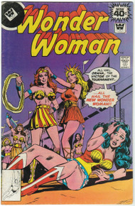 Wonder Woman #250 Whitman Variant FN Front Cover
