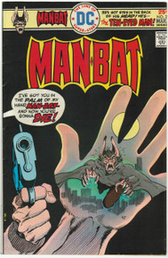 Man Bat #2 FN/VF Front Cover