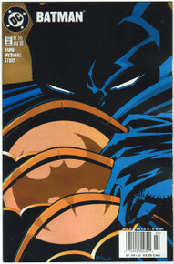 Batman #575 VF/NM Front Cover