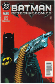 Detective Comics #710 VF Front Cover
