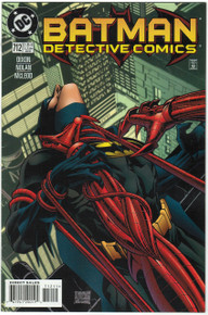 Detective Comics #712 VF Front Cover