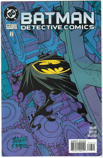 Detective Comics #717 VF/NM Front Cover