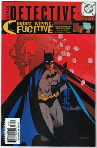 Detective Comics #769 VF Front Cover