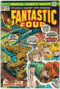 Fantastic Four #141 GD Front Cover