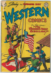 Western Comics #28 GD Front Cover