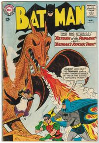 Batman #155 GD Front Cover