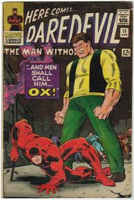 Daredevil #15 VG