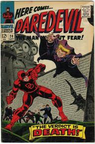 Daredevil #20 VG