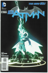 Batman #12 NM Front Cover