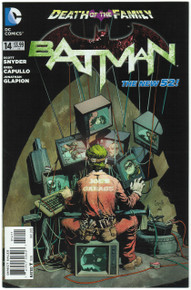 Batman #14 NM Front Cover