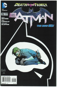Batman #15 NM Front Cover