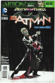 Batman #17 NM Front Cover