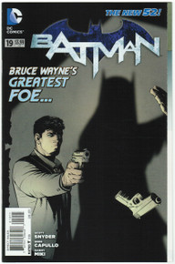 Batman #19 NM Front Cover