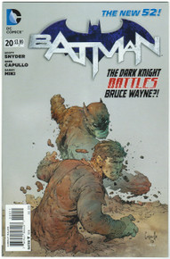 Batman #20 NM Front Cover