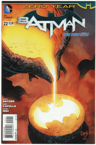 Batman #22 NM Front Cover