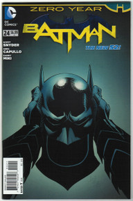 Batman #24 NM Front Cover